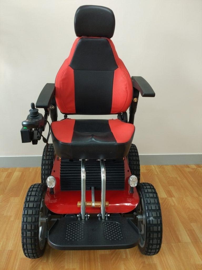水平電動輪椅