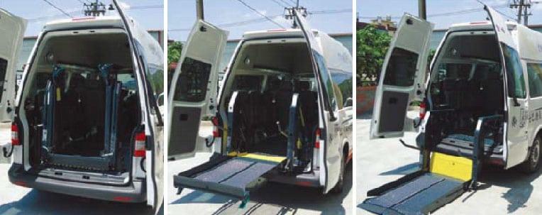 汽車輪椅昇降機